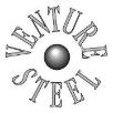 Venture Steel logo